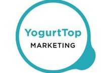 All Things Yogurt Top / Connecting businesses globally with our Social Media Account Management and Digital Marketing Solutions.
