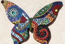 Walk In Mosaics
