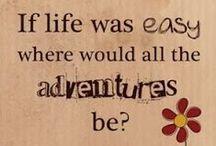 Travel Quotes / Wanderlusting