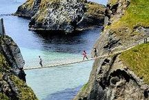 Attractions & Tours / Places to visit in Ireland, Scotland, England and Wales.