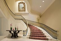 Grand Staircases and Foyers