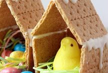 Holidays / Mostly easter stuff with a few other holidays thrown n. / by Luann Schlabach