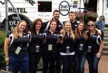 Tenon Team / Meet our fantastic staff!