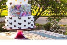 The Hobby Cake / A board solely for my sugar work. #cake #sugar #edibleart www.facebook.com/thehobbycaker.com / by Diana Zamora