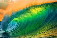 Perfect Waves / Perfect Empty Waves for Surfing