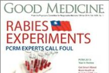 Good Medicine Magazine / by PCRM Physicians Committee for Responsible Medicine