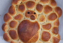 Breads / Nothing is better than home made breads / by Eunice Luscombe
