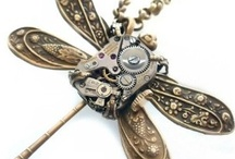 crafts - jewelry / by Eunice Luscombe