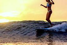 Nalu / Longboard Surfing