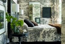 Bedrooms / by Bobbi Thomas