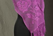 crochet filet / by Eunice Luscombe