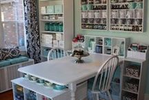 Home Office Ideas / by Mindi Scott
