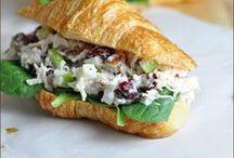 Recipes Lunch Ideas / by Mindi Scott