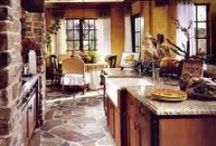 Kitchen Ideas / by Mindi Scott