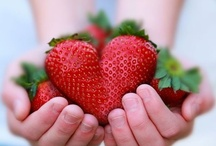 ♥ Strawberry Love ♥ / Please pin Strawberry Foods only!! Do not pin more than 5 pins at a time!!