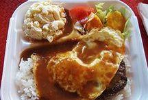 Hawaiian food / Hawaiian food