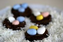 (Pretty) Healthy Easter Food for Kids / (Mostly) Whole Food Easter Ideas for Kids, Less Food Coloring, More Fresh Food, All Adorable / by Foodlets
