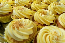 Yellow Cupcake Wrappers & Party Decor - Bella Cupcake Couture / by Bella Cupcake Couture