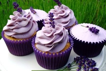 Purple Cupcake Wrappers & Party Decor - Bella Cupcake Couture