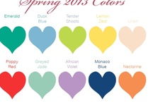 2013 Wedding Colors / Ideas for some of the TOP Wedding color Trends for 2013