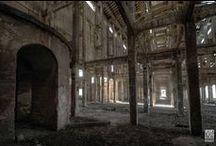 INTRUDERS - Urban Explorers / Abandoned