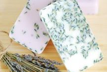 Natural Soap Makes My Body Sing / It's a bar soap thing...lavender, peppermint, oatmeal, goatmilk, lemon, ginger...yes!
