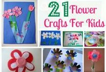Kids at Play / Creative craft ideas for the kids.