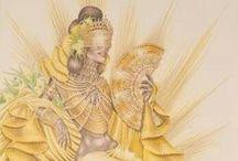 Spiritual Midwife  Budding Herbalist Sensual Healer / by Lisa R Charles