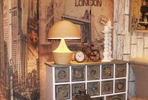 Industrial Style by inart(old collections) / #Industrial Style by #inart(old collections)