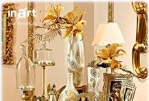 Classic Gold and Silver Style by inart(old collections)