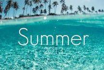 summer / by Christal Bevans