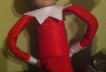 Elf on a Shelf Ideas / by Amanda Gunderson