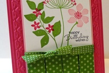 Cards to Make / by Donna Marie