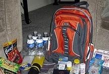 Emergencies / 72 Hour Kits, Food Storage, Safety & More! / by Brooke Vance