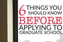 Life After College / Everything you need to start post grad life off on the right foot - job searching tips, student loan tips, general life advice, all right here!
