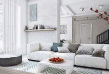Interior / dream home / by Louise Tse