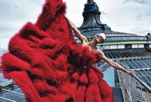 Fashion-Editorials / Fashion photography from around the world.