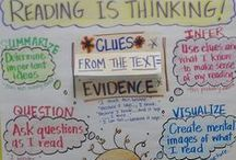 ELA:  Comprehension / Tips and resources for teaching comprehension in the elementary classroom