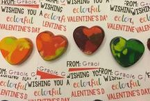 Valentine's Day / All things Valentine's Day, for home and the elementary classroom