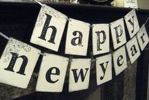 New Year's! / by Sarah Starr