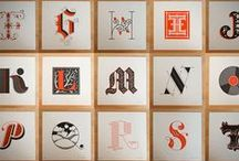 Typography / by Louise Tse