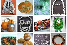 Fall Activities & Holidays / All things fall related, for home and the elementary classroom including Halloween and Thanksgiving
