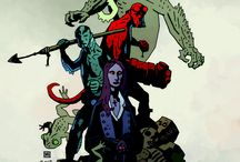 Mike Mignola / by Leigh Tomlinson