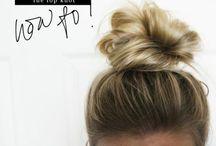Hair / by Sarah Starr