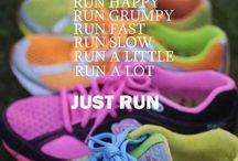 Just run / by Eldrid Schoonhoven