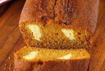 Warm Pumpkin Spice Recipes~