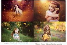 Photo Overlays for Photographers / creative photography photo overlays