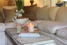 Living Room / by Chelsea Highfill