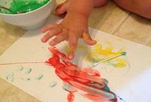 Toddler Activities / Activities and crafts for toddlers
