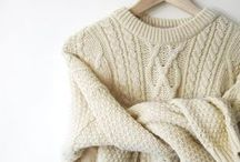 c o l d  w e △ t h e r / Winter warmers | sweaters | wool | scarves | cozy babes